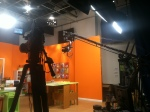 "Running cameras for ""Sew It All"" show for PBS.  Golden, CO"