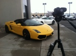 Shoot at Lambo Denver for Bestop